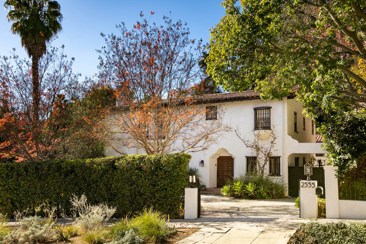 Magnificent 1925 Spanish in Los Feliz