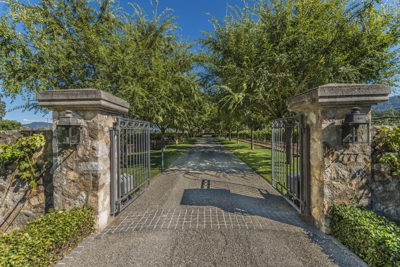 Historic Vineyard Estate