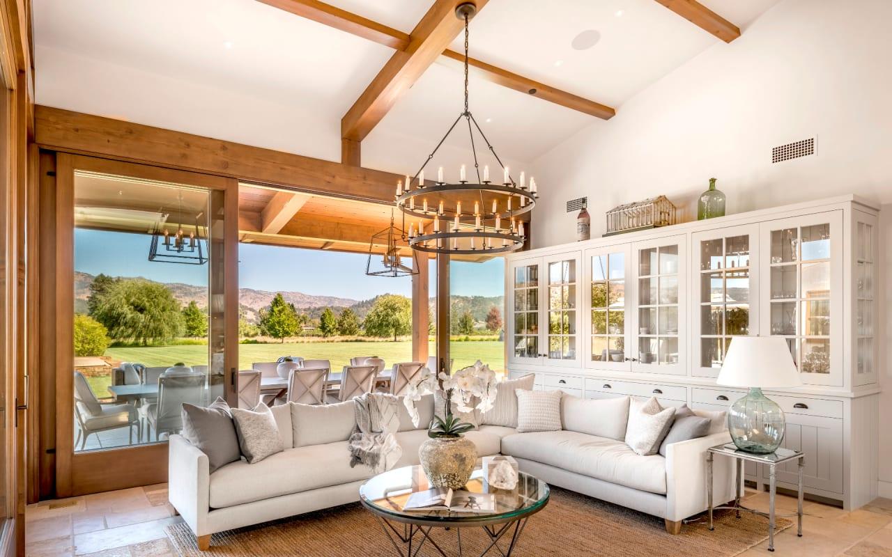 For Lease | Yountville Modern Estate