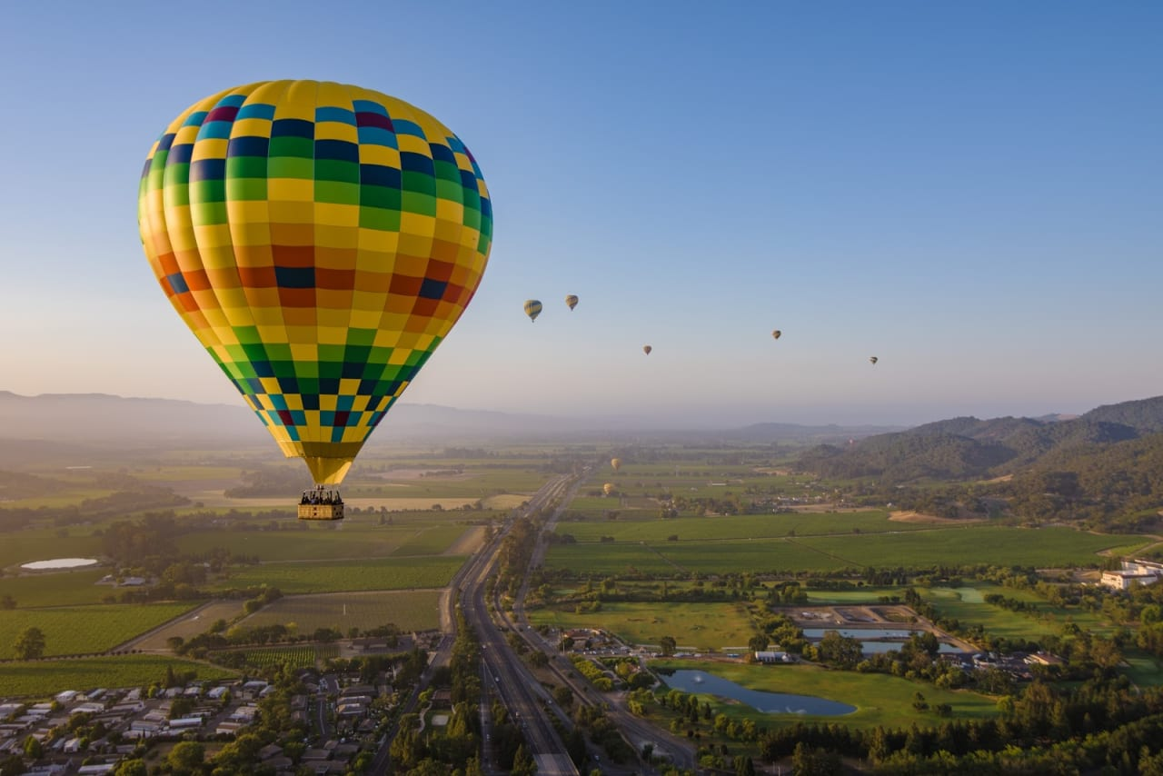 5 Things to Do in Napa Valley This Spring
