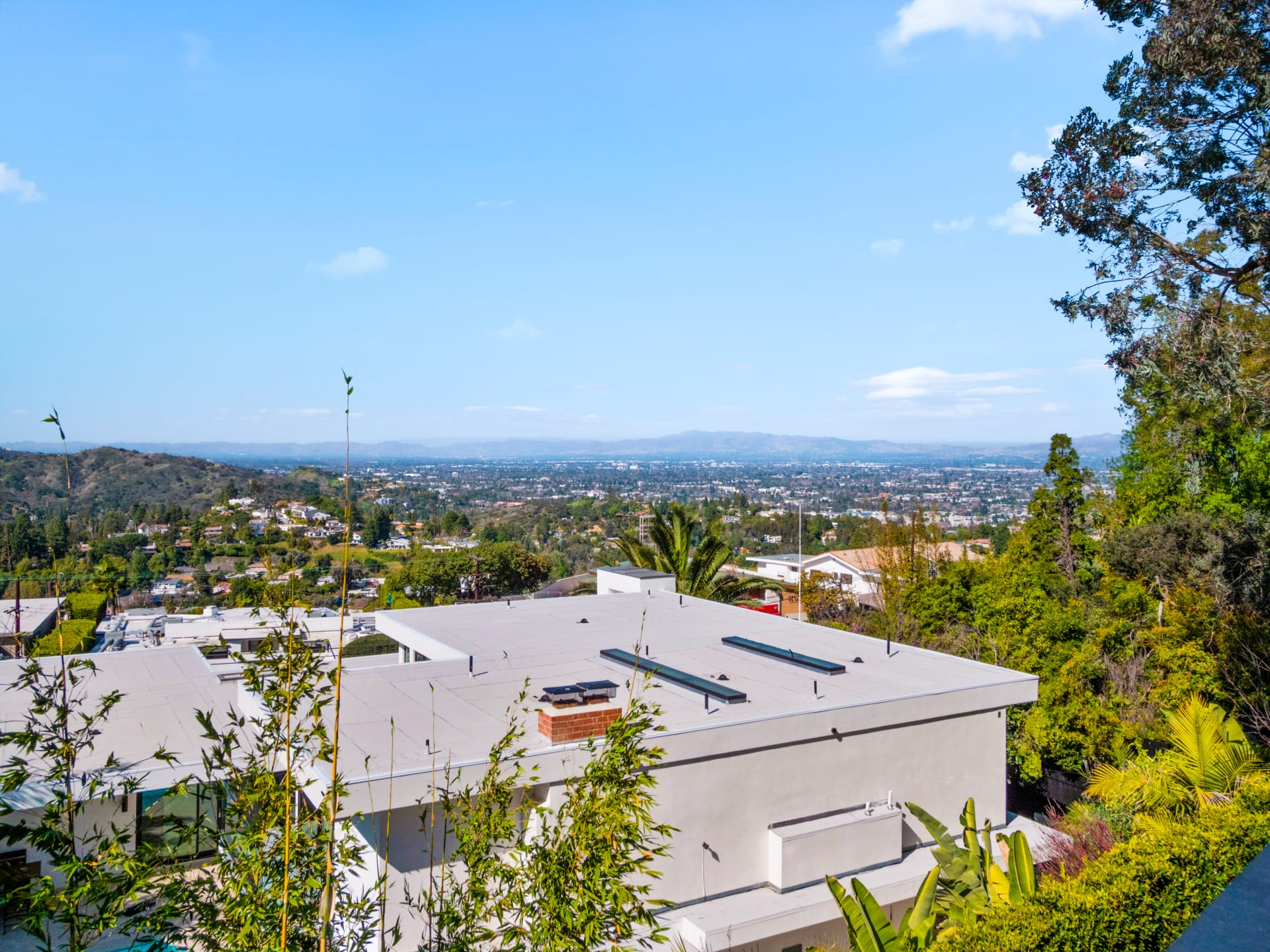 Hollywood Hills Modern Lease photo