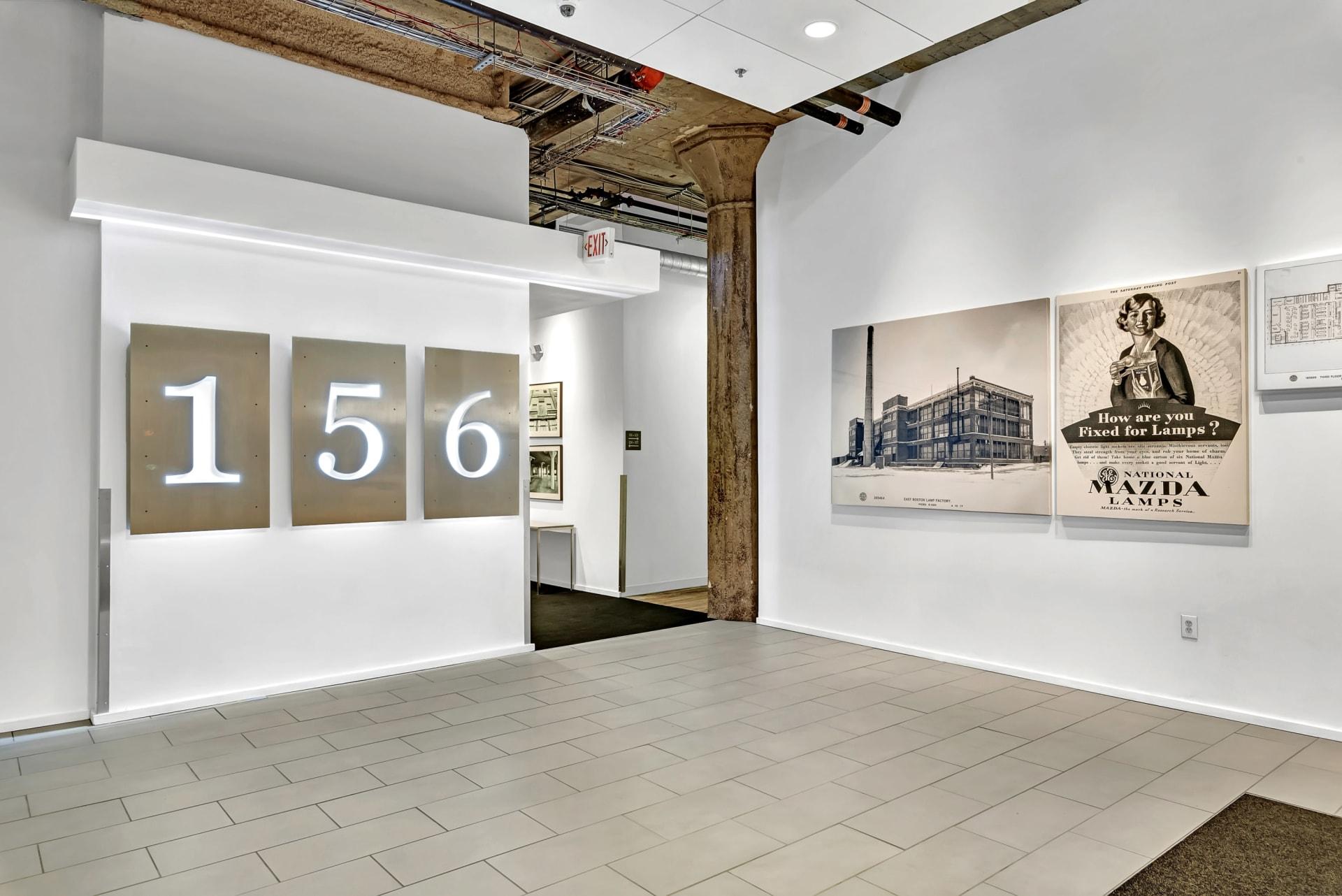 156 Porter Lofts, East Boston photo