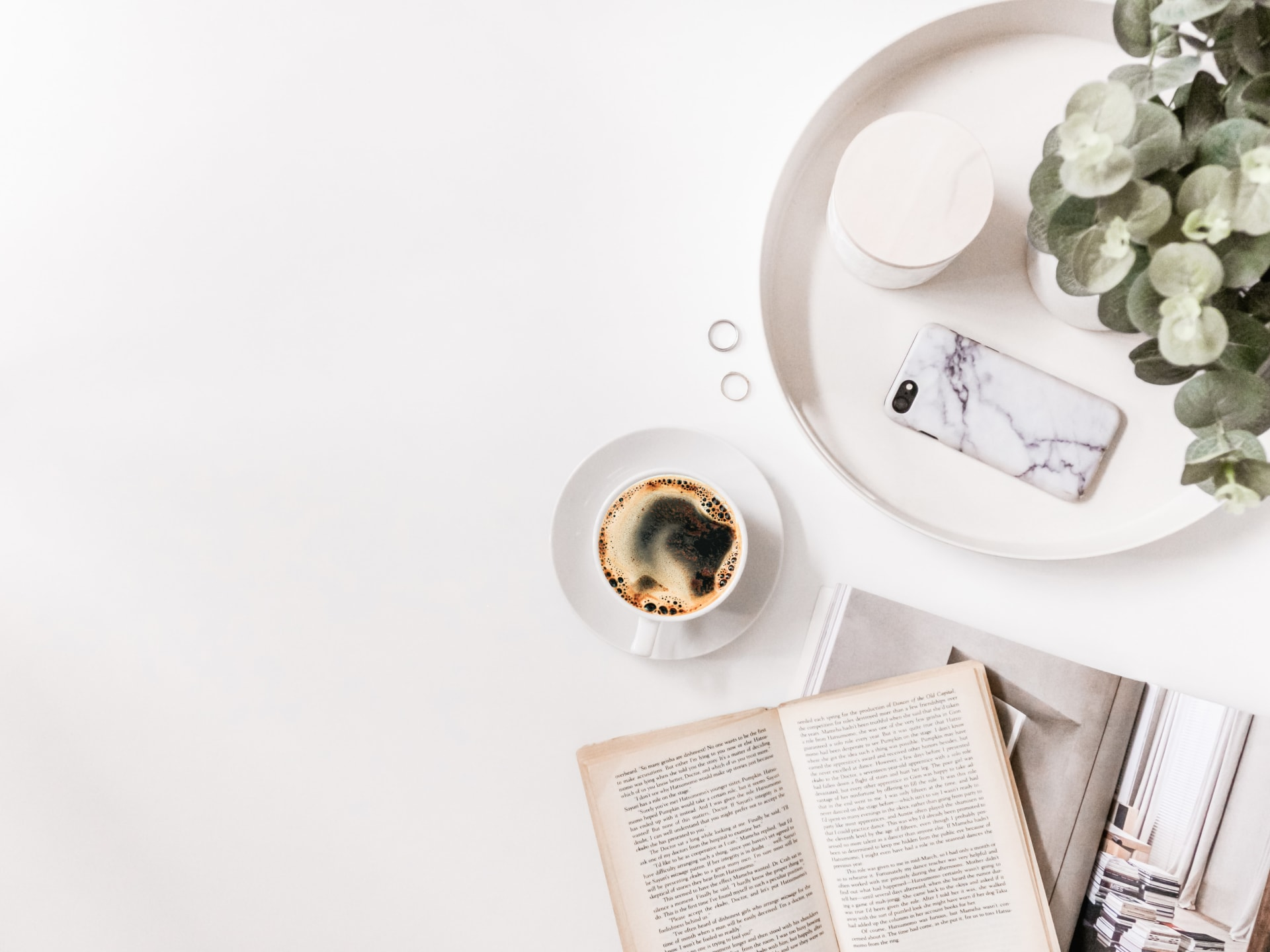 10 Good Reads During Downtime