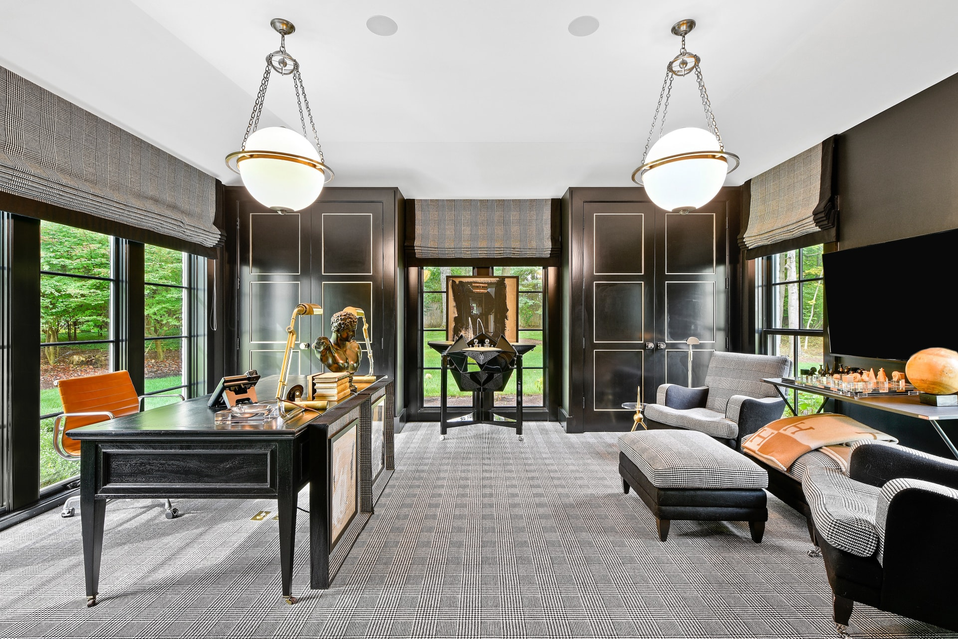 The Most Stylish Home Offices in the US