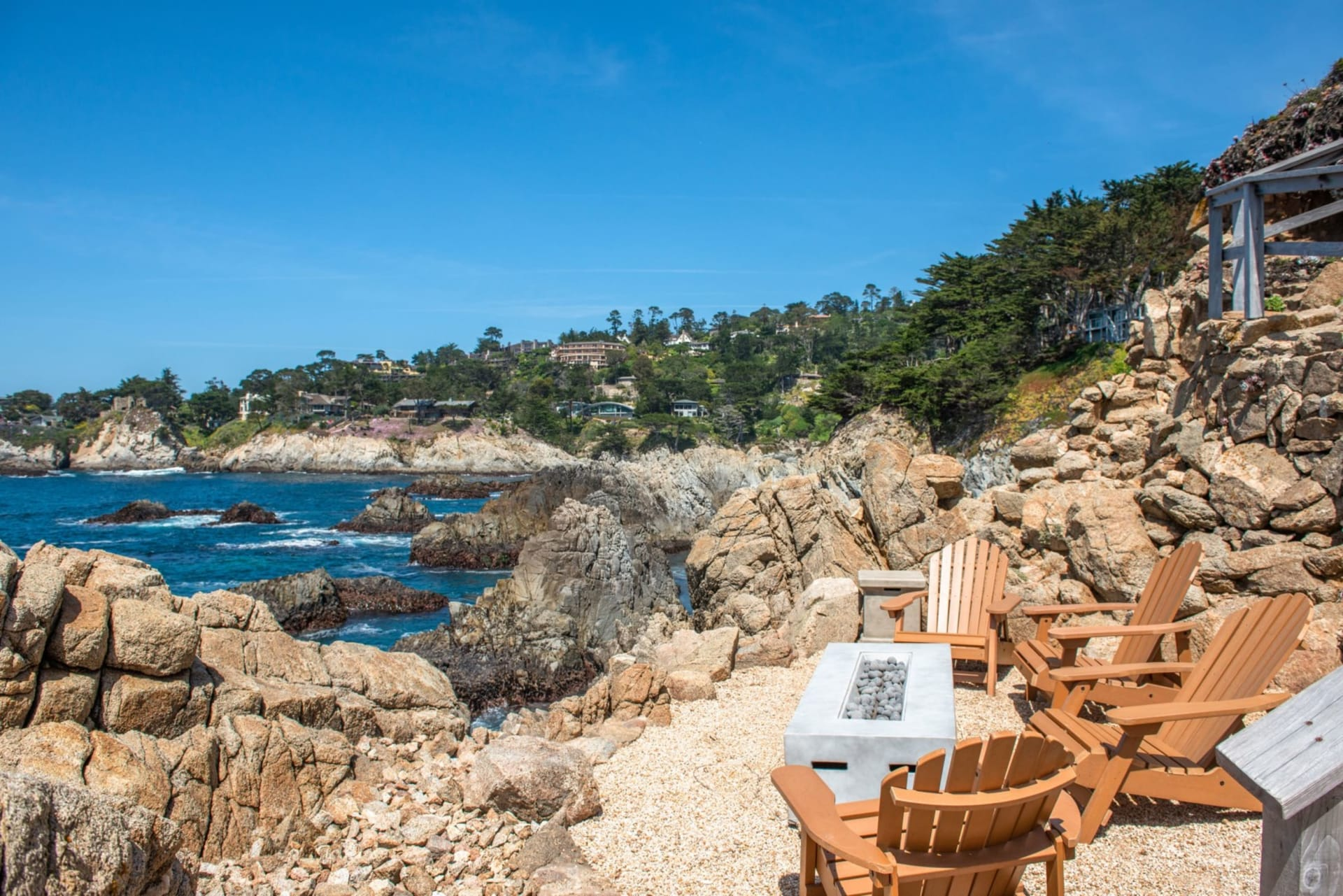 Carmel Highlands compound featured in 'Basic Instinct' lists for $52 million
