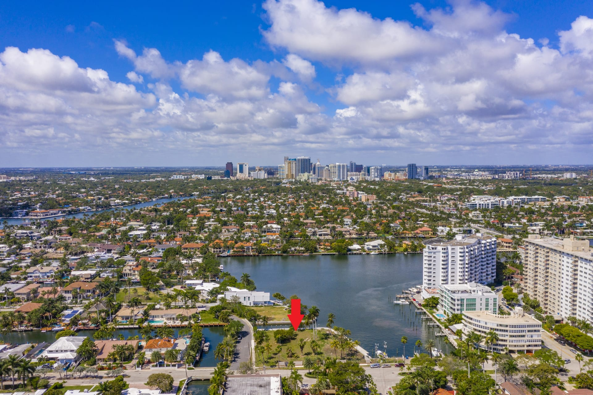 Interior Point Lot Building Opportunity For Dream Home