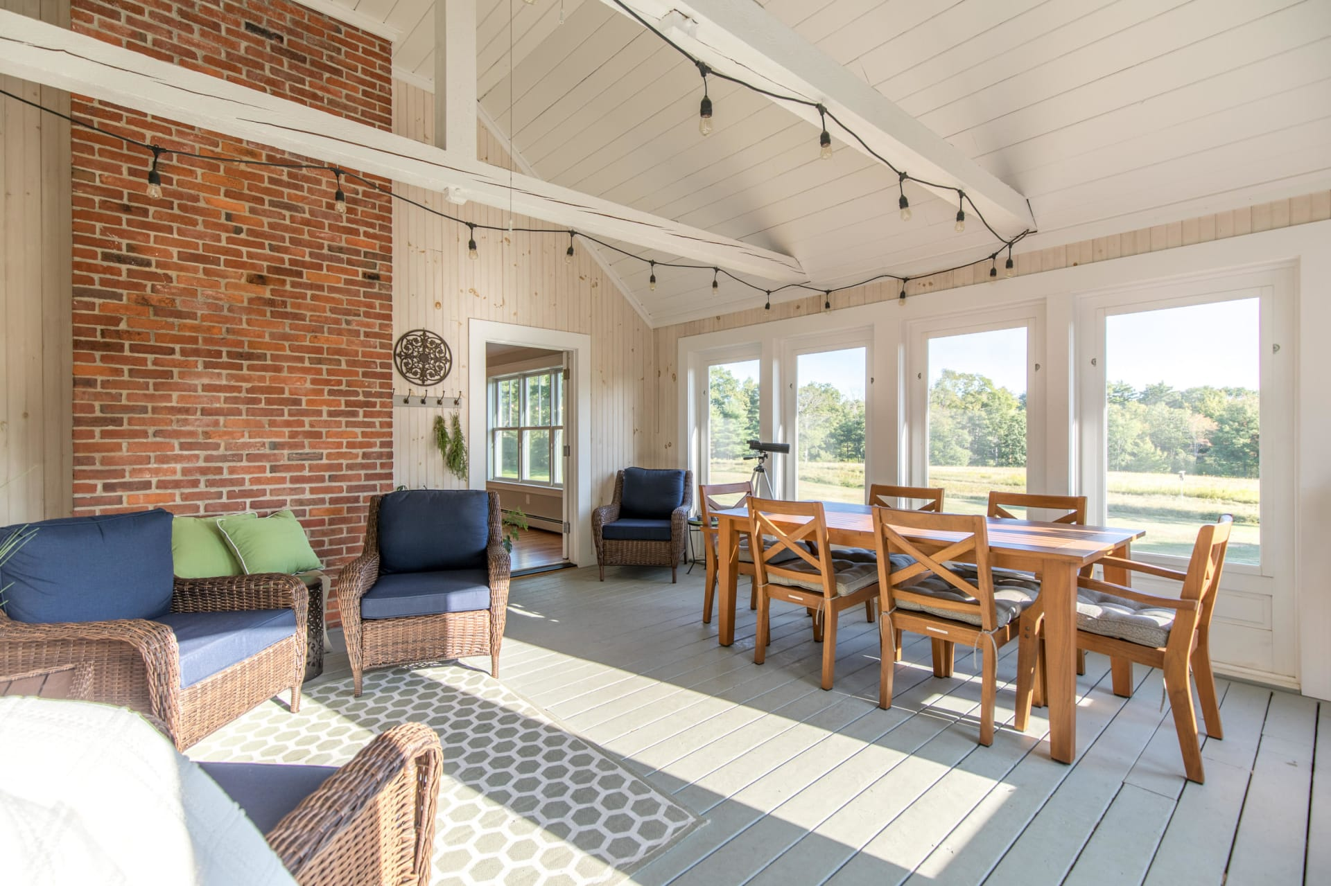 Peace and Tranquility on 11 Acres in South Freeport