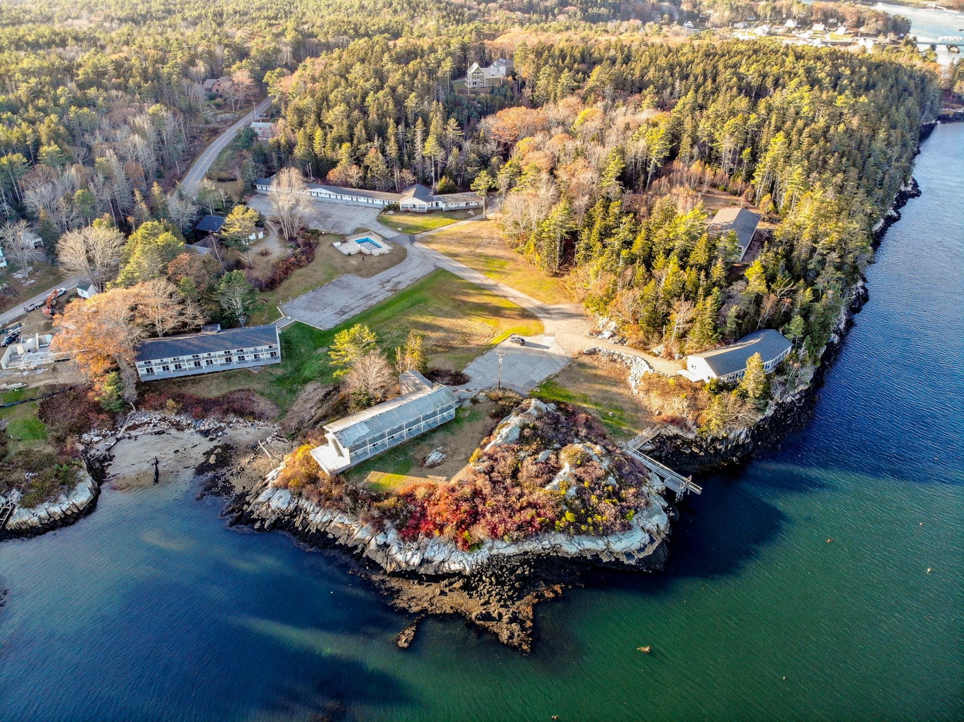 Southport Island Shorefront Resort