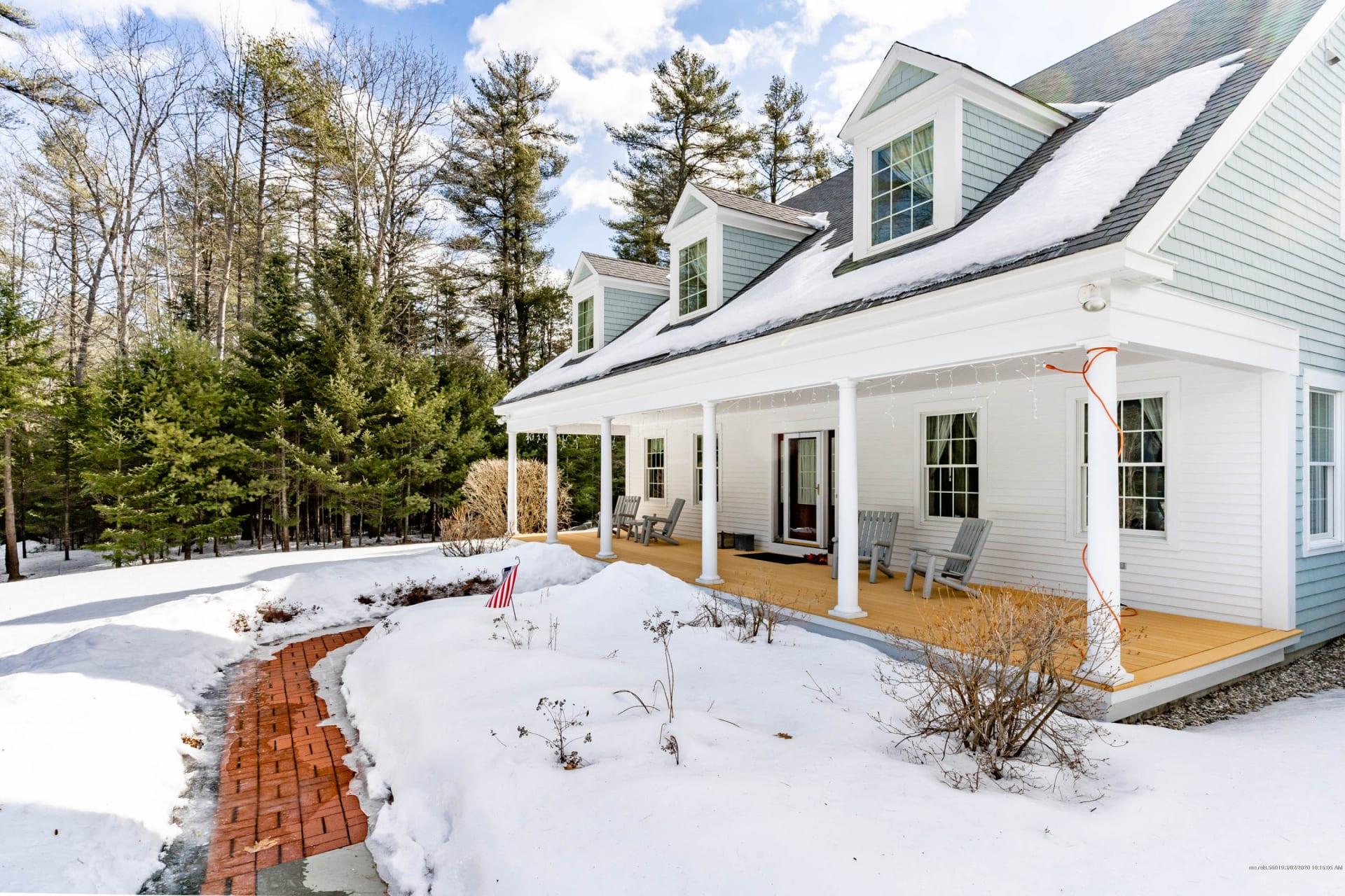 Custom Home Set on 2.3 Acres