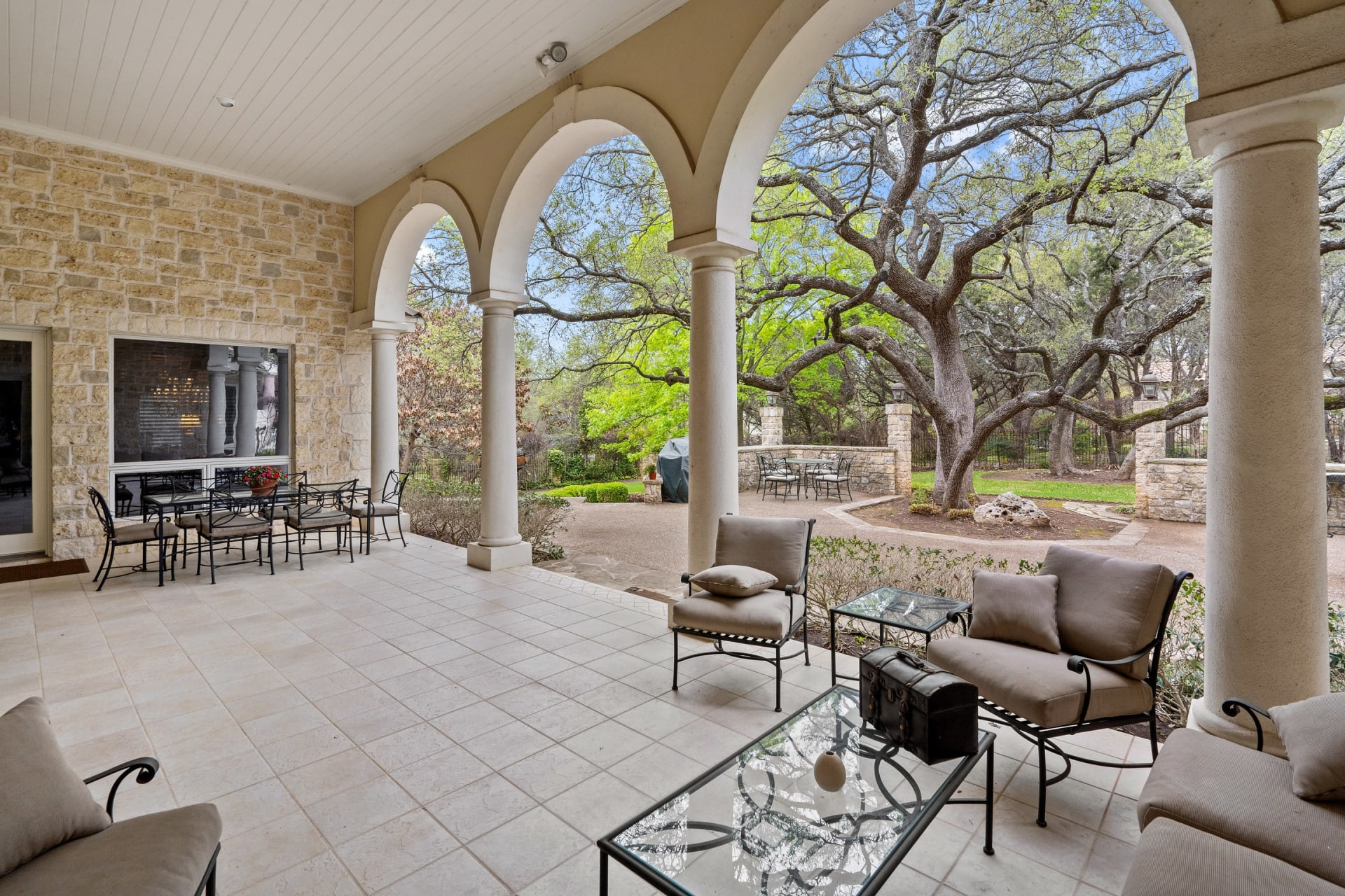 Stately Traditional Home in Barton Creek Woods I photo