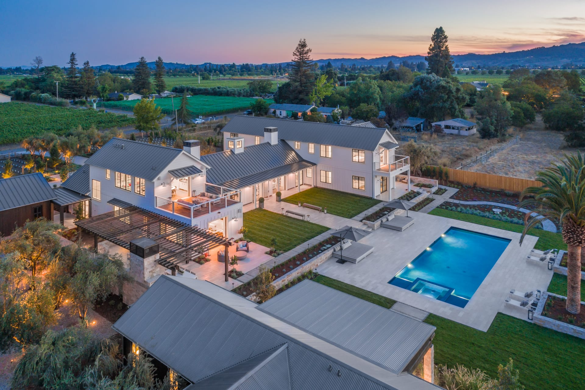 SOLD | Stunning Napa Valley Compound