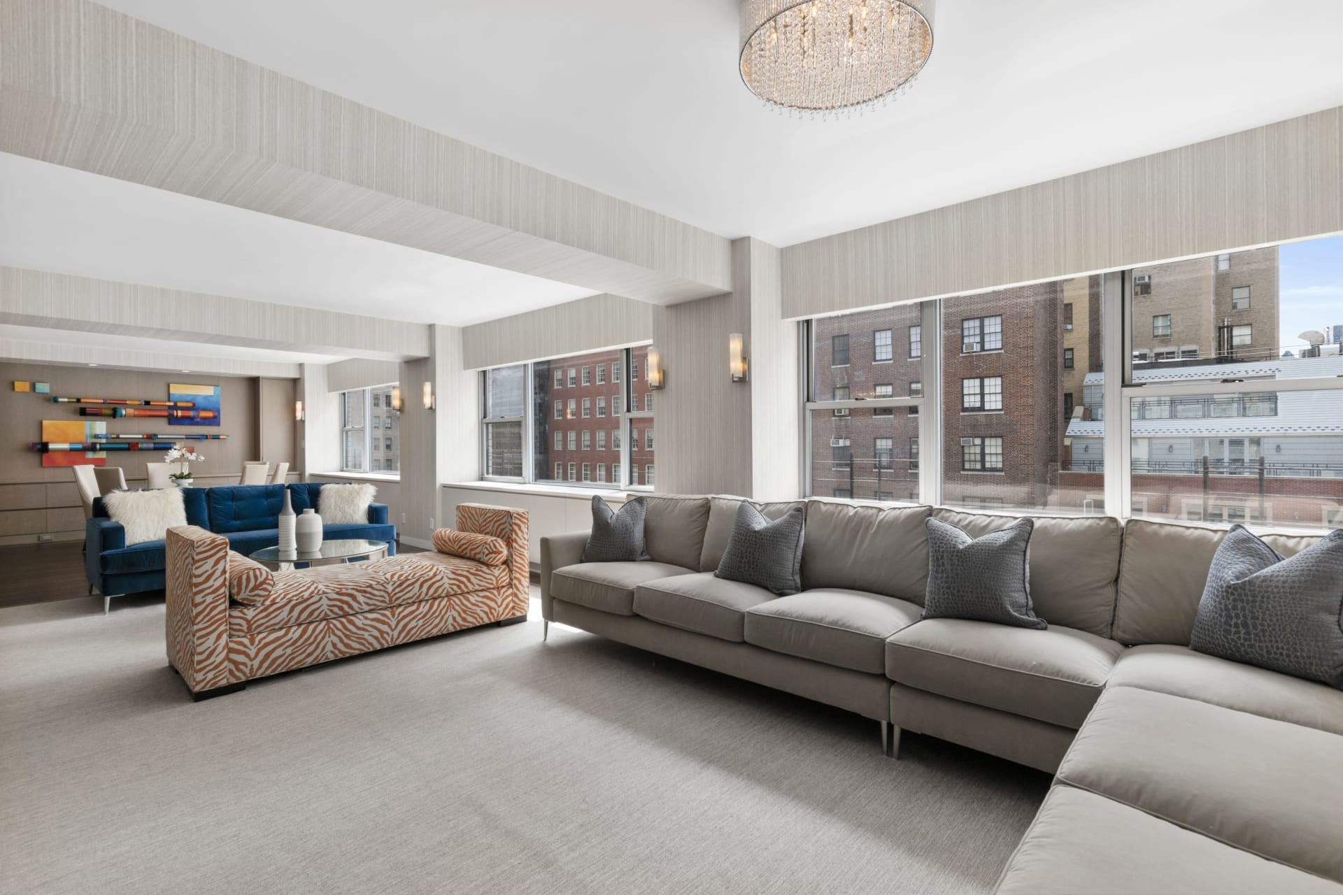 Exquisitely Renovated Five Bedroom Residence