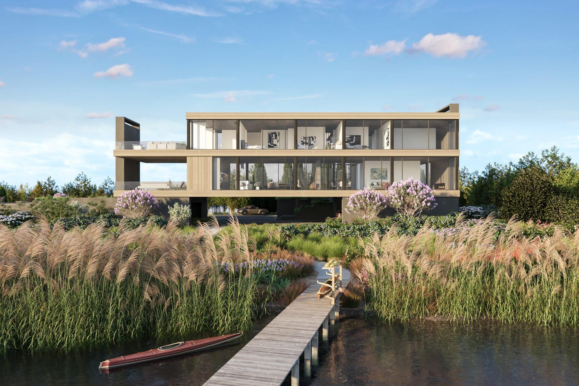 Stunning Bridgehampton Land Opportunity