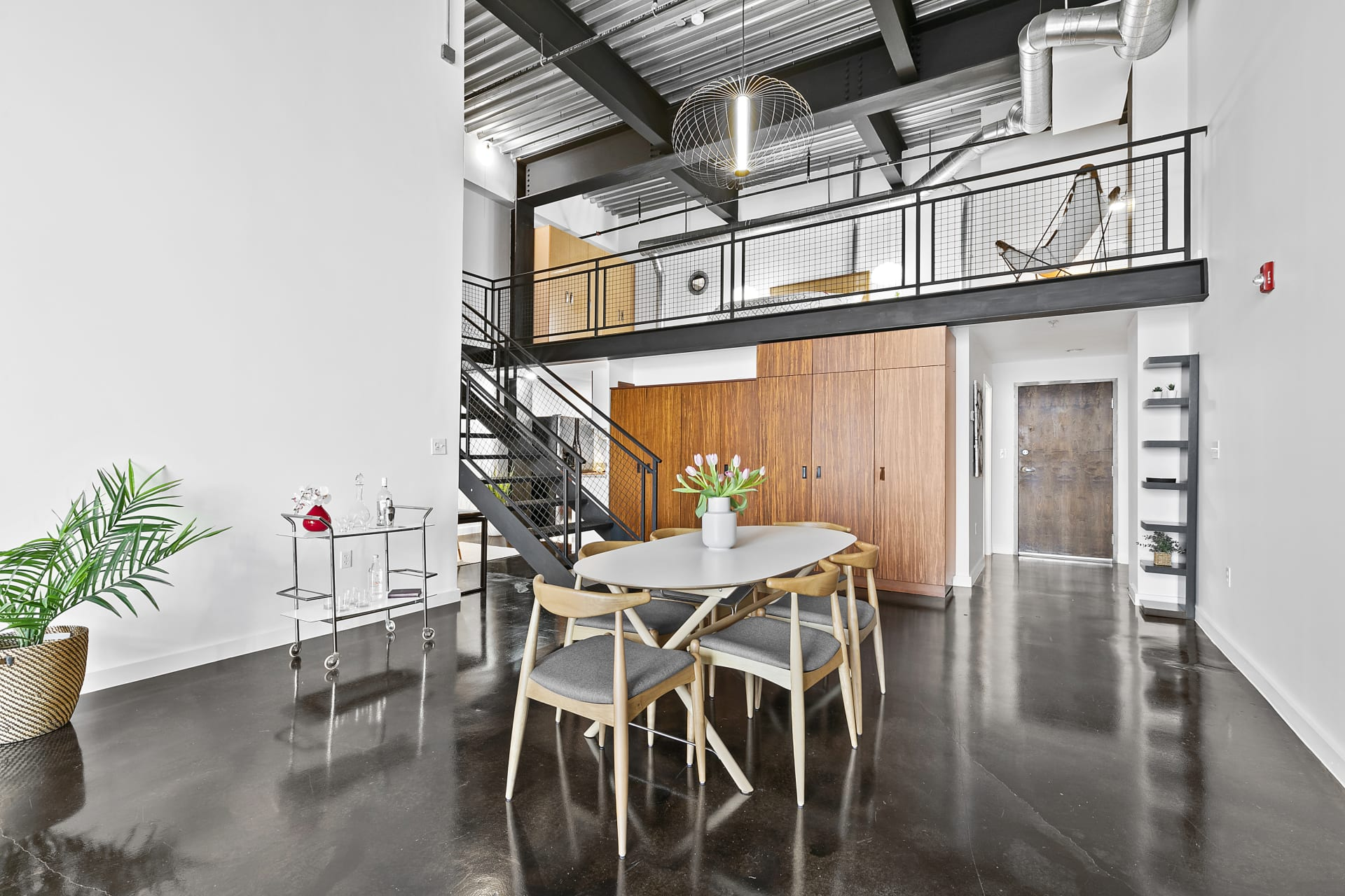 Industrial Style Loft photo