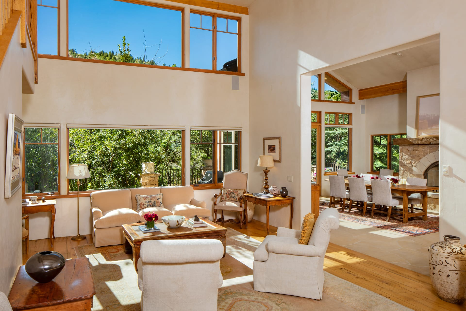 Spacious and Bright West Aspen Residence