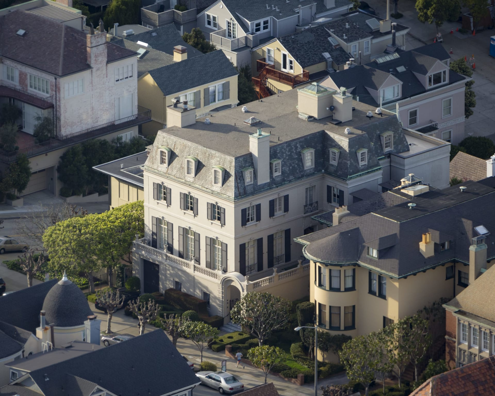 Exquisite Mansion in Pacific Heights photo