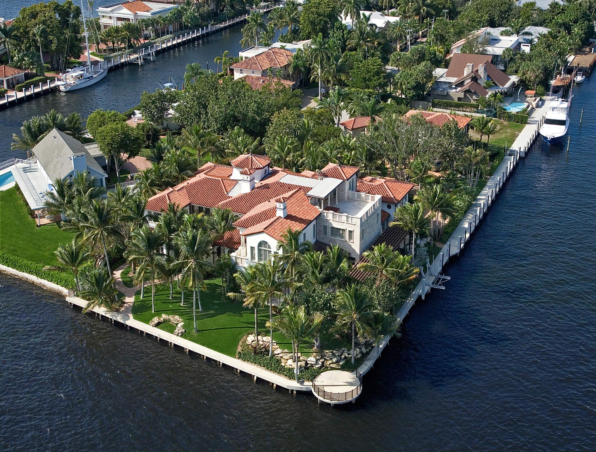 Welcome to Tim Elmes Waterfront Estates
