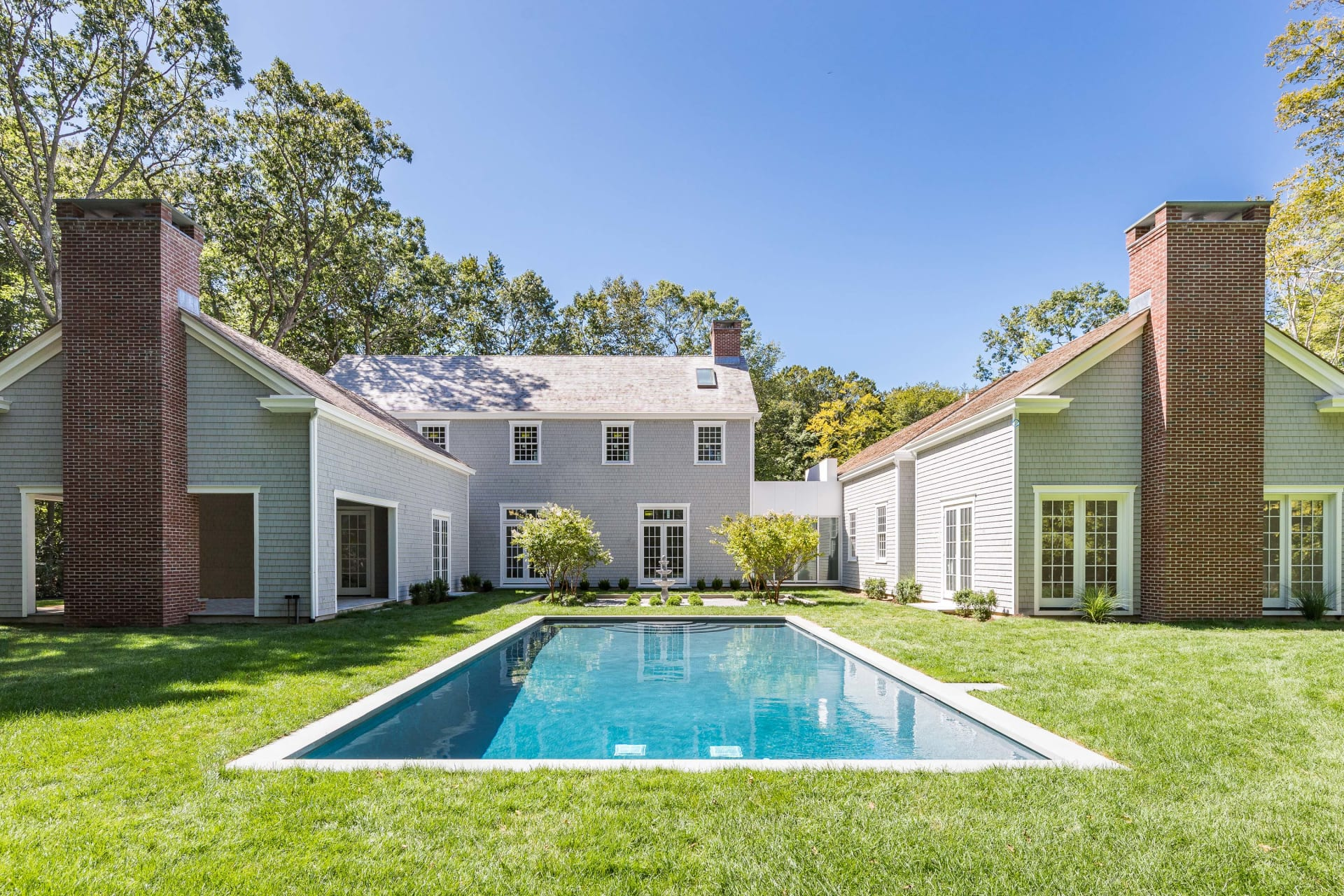 Celebrity-Owned North Haven Point Modern Farmhouse