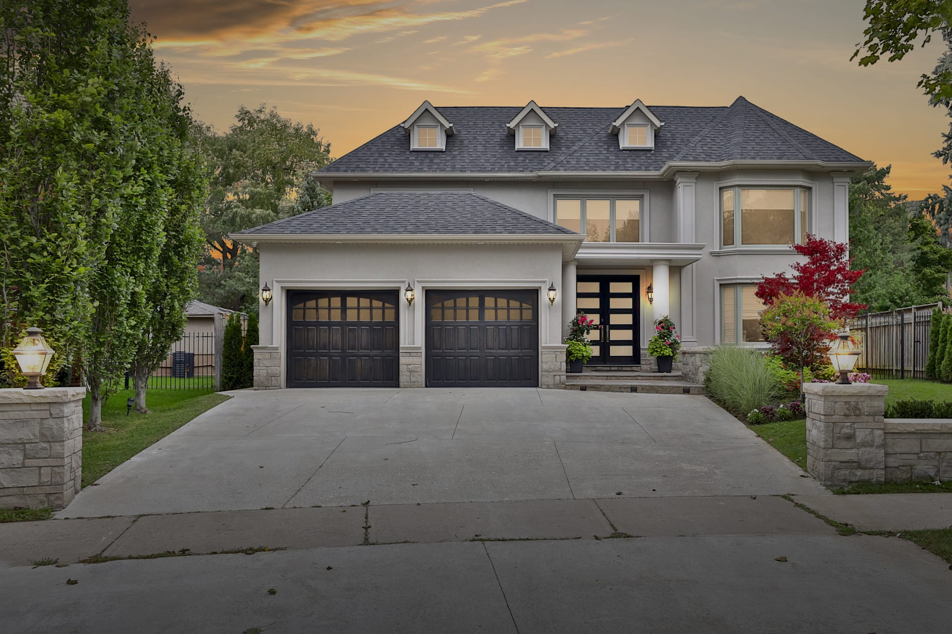 Timeless Residence on Quiet Comsic Drive