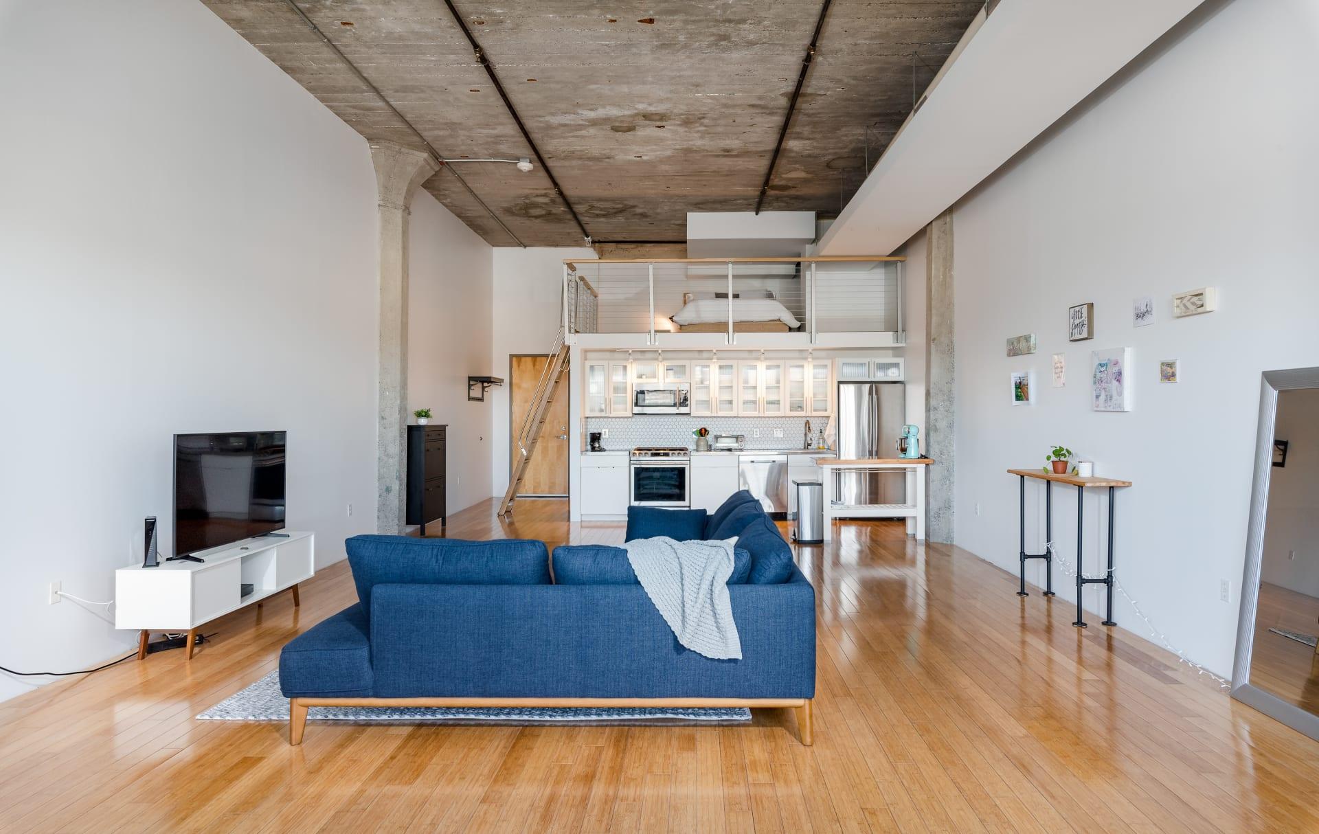 156 Porter Lofts—For Rent photo