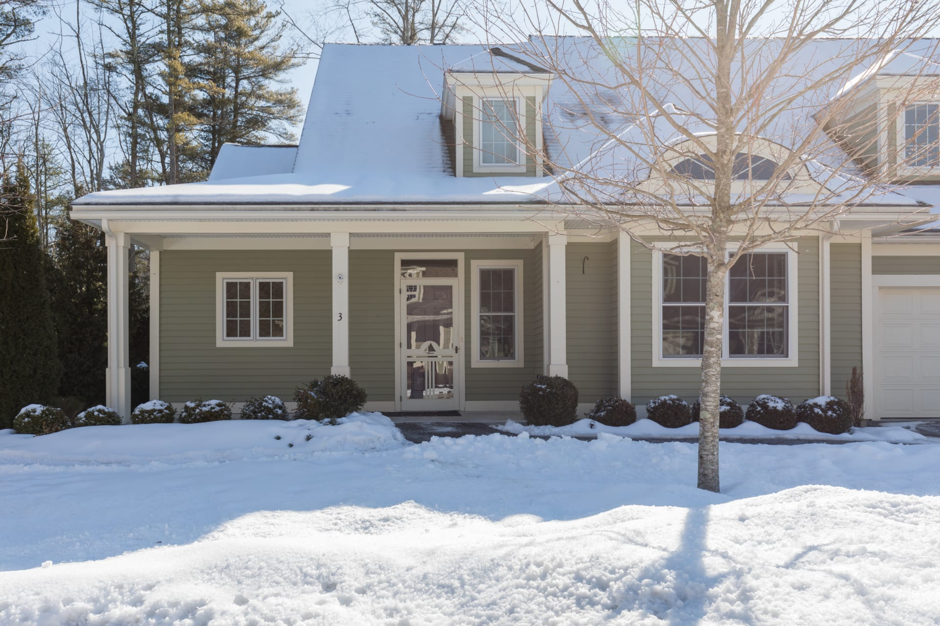 Denmar Duplex on Large, Private Lot!