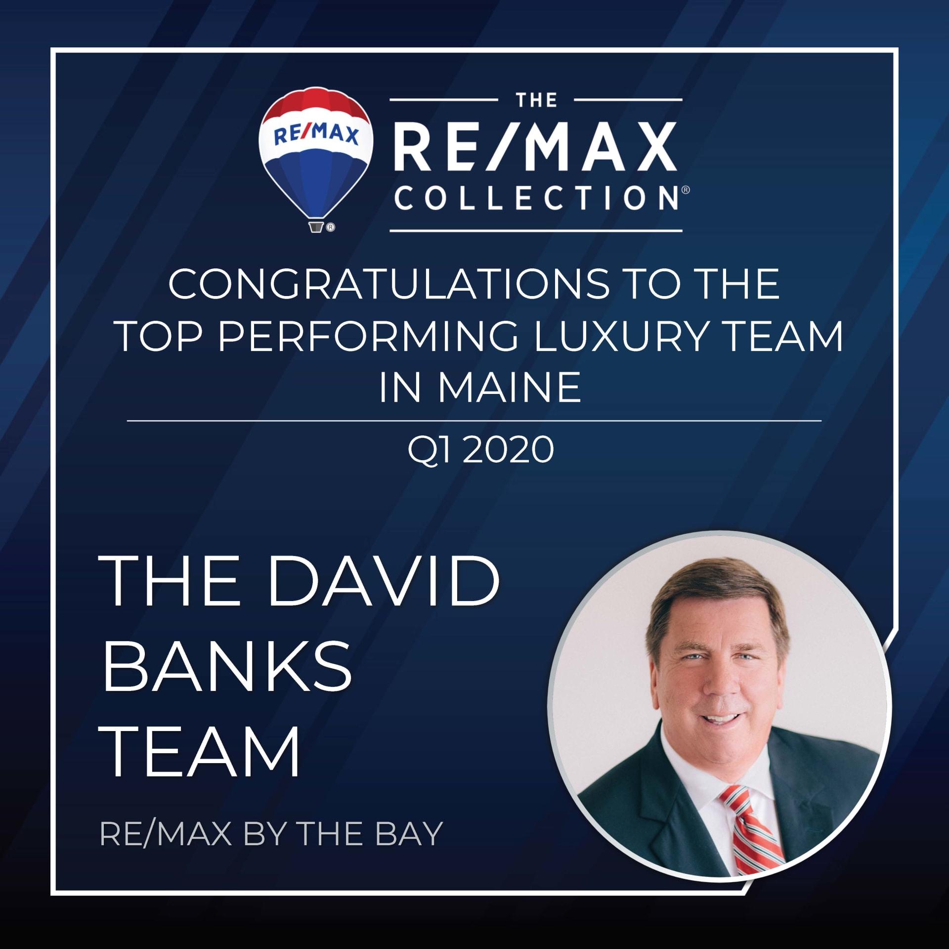 Top Performing Luxury Team in Maine