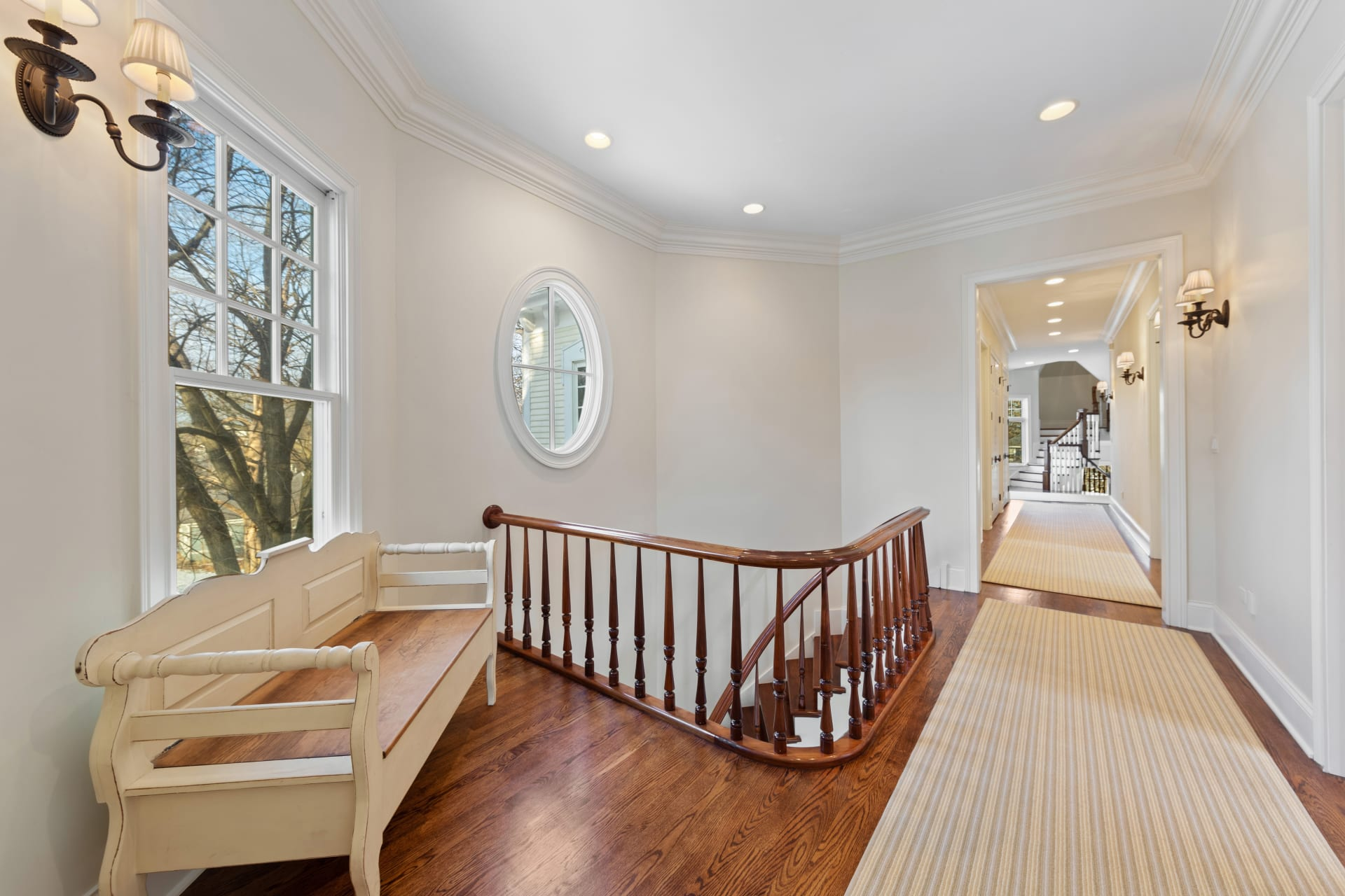 Sitting on one of the best .81 acres on iconic Park Street in Southeast Hinsdale