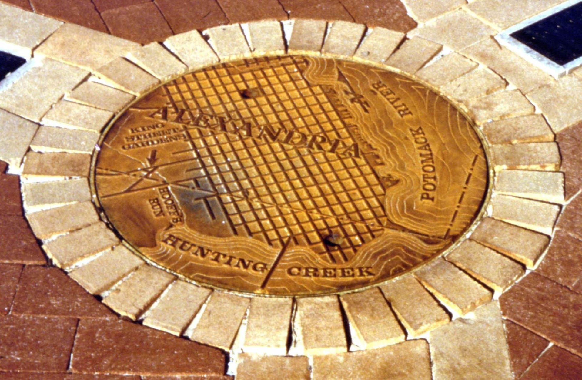 Look Down! Old Town North's Stormwater Covers Are A Blank Canvas For Inspired Designs!