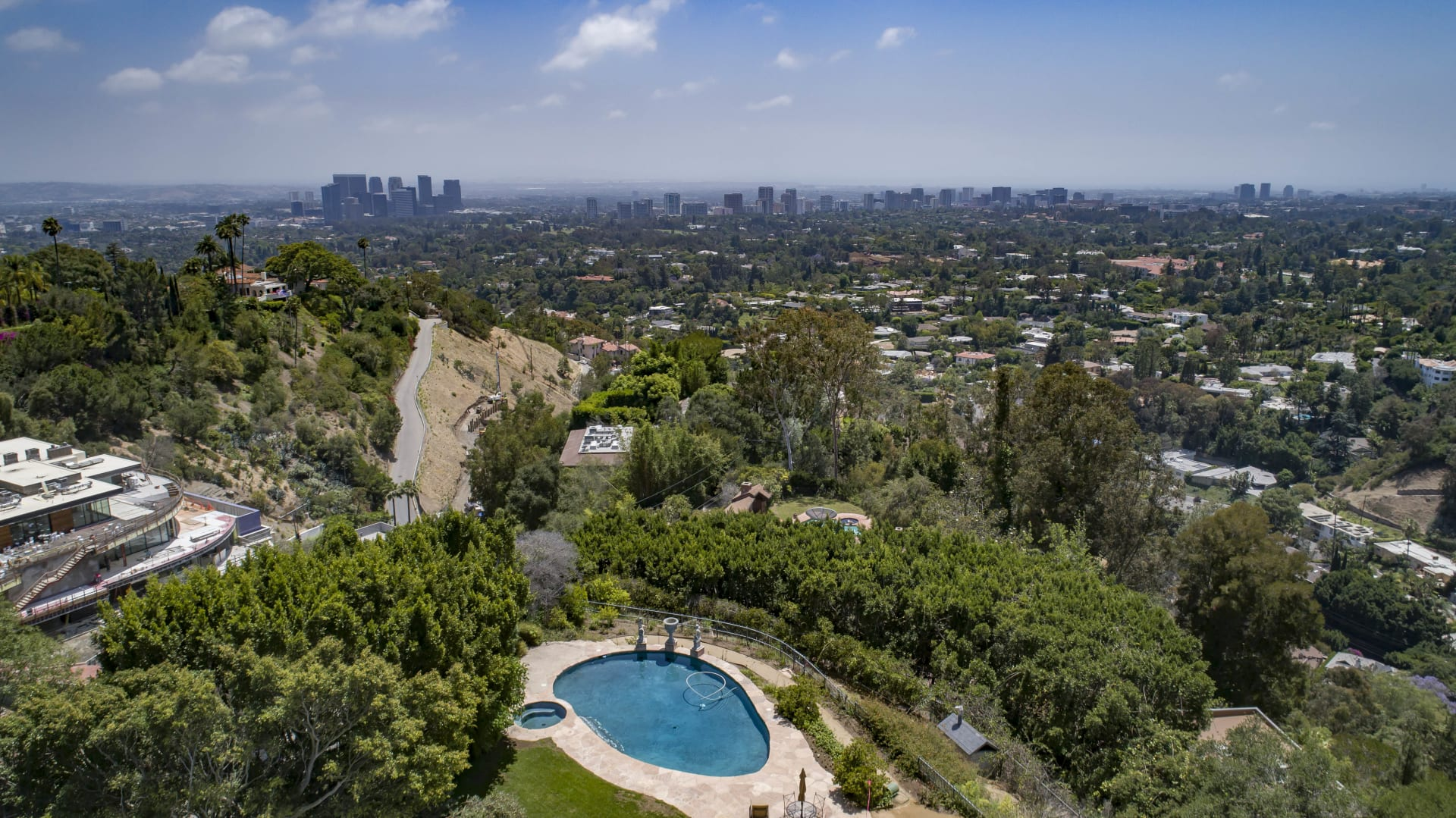 Celebrity Estate with Views