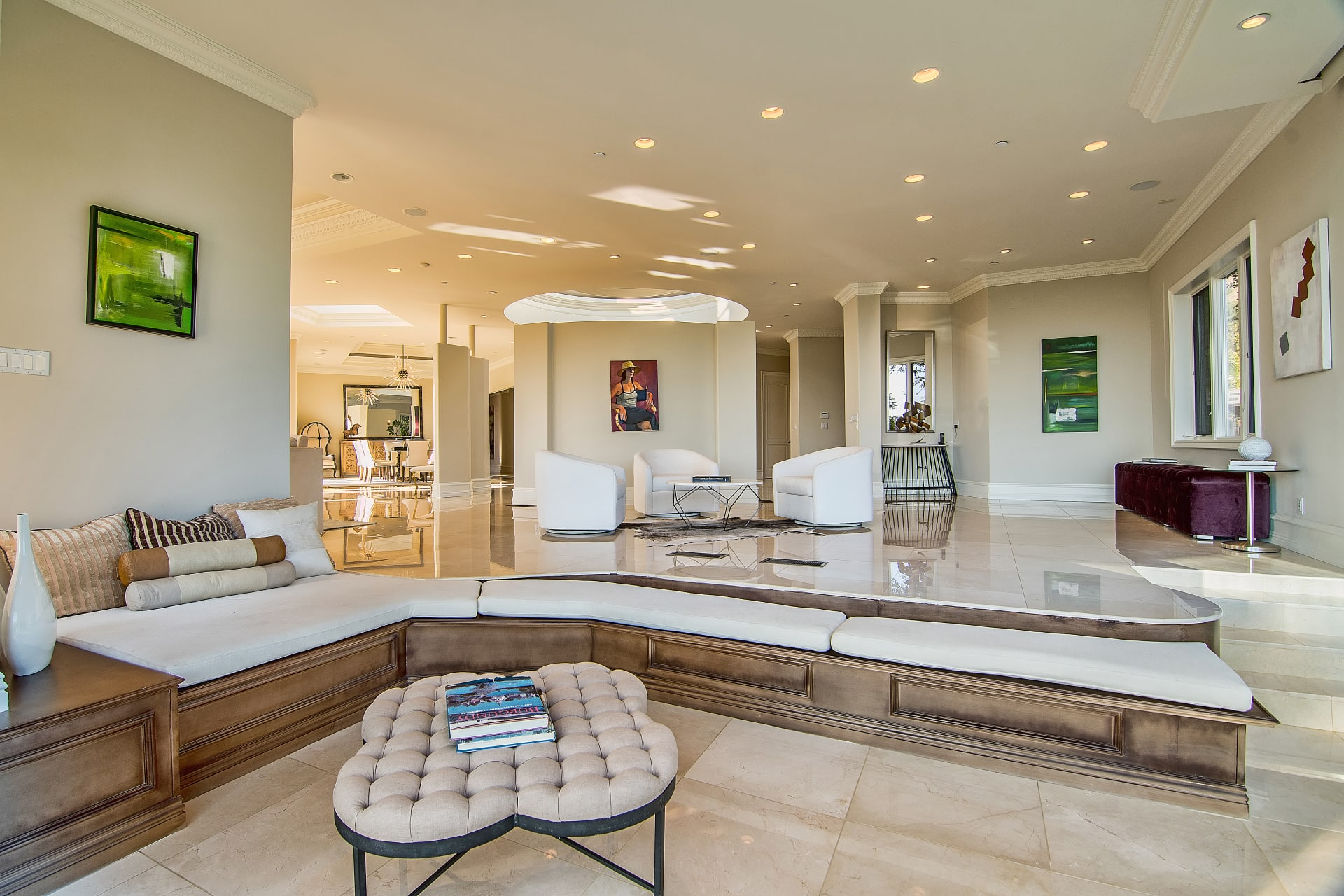 Trousdale Contemporary Mediterranean