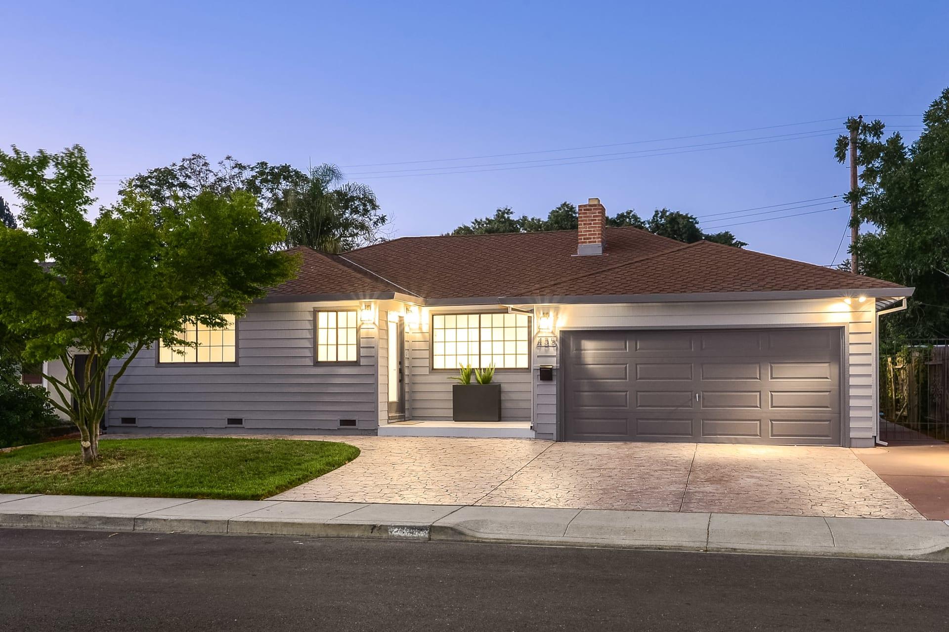 435 Cypress Avenue, Santa Clara photo