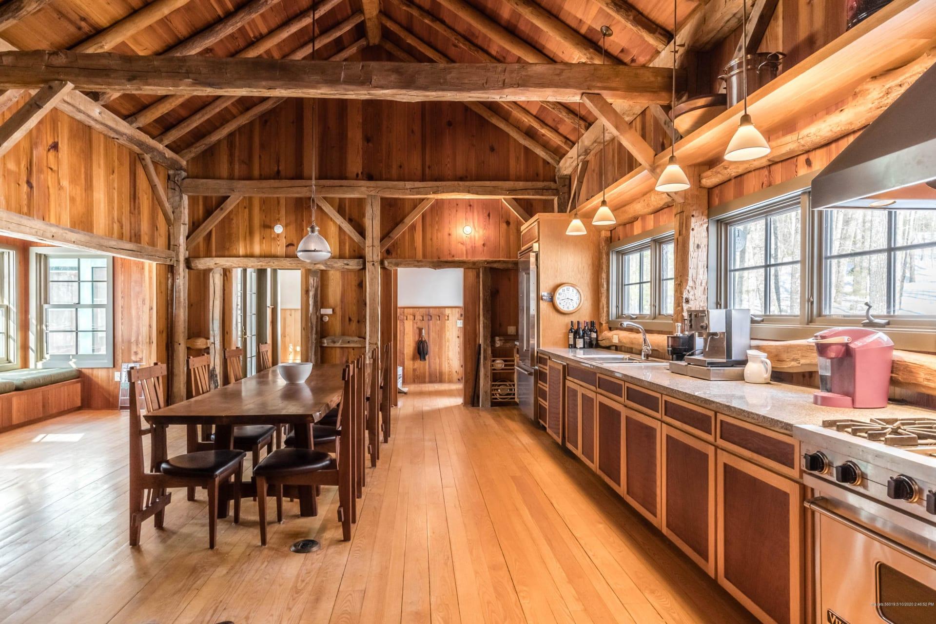 Stunning Custom-Built Waterfront Home