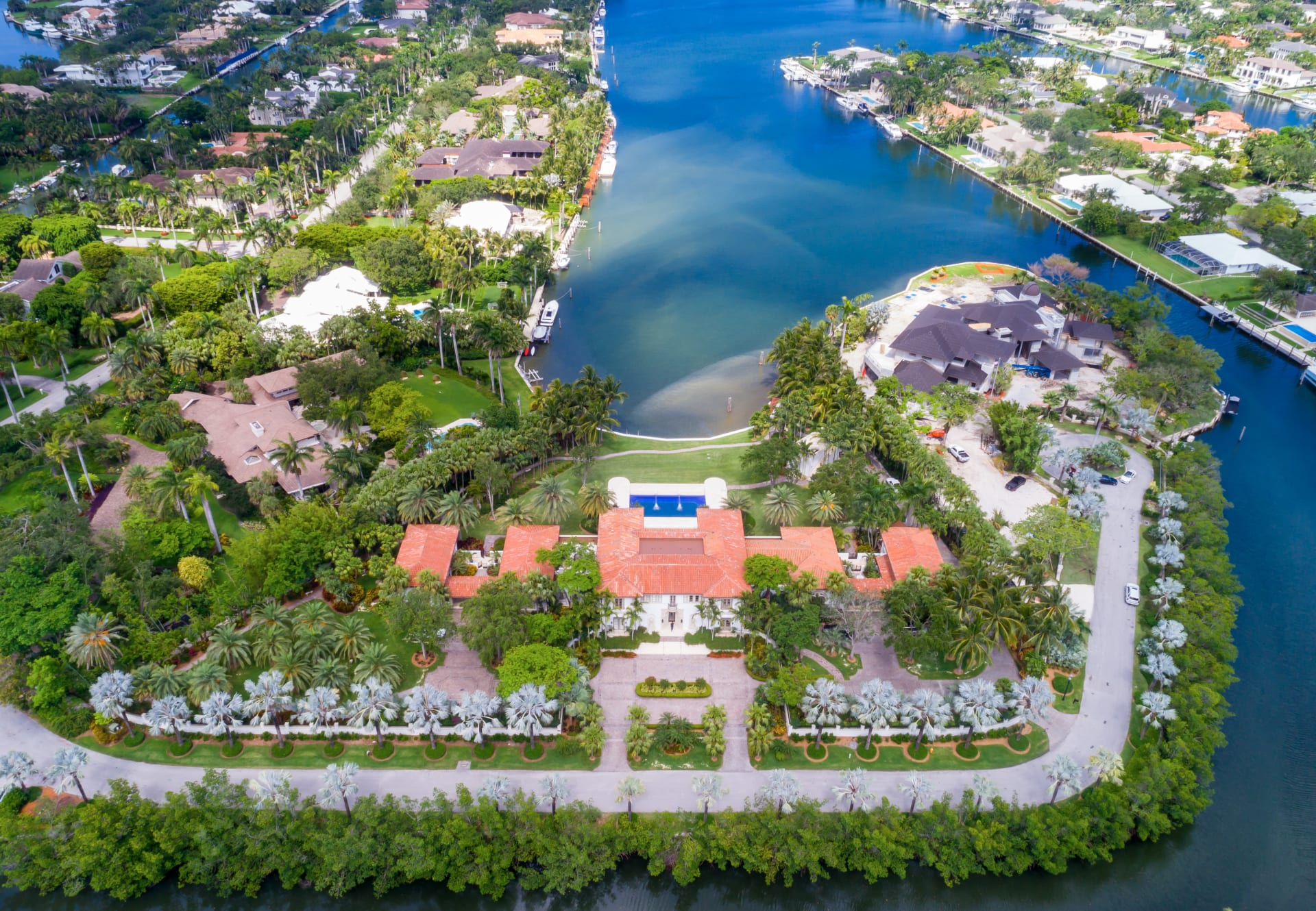Listing Spotlight: 8901 Arvida Lane at Gables Estates