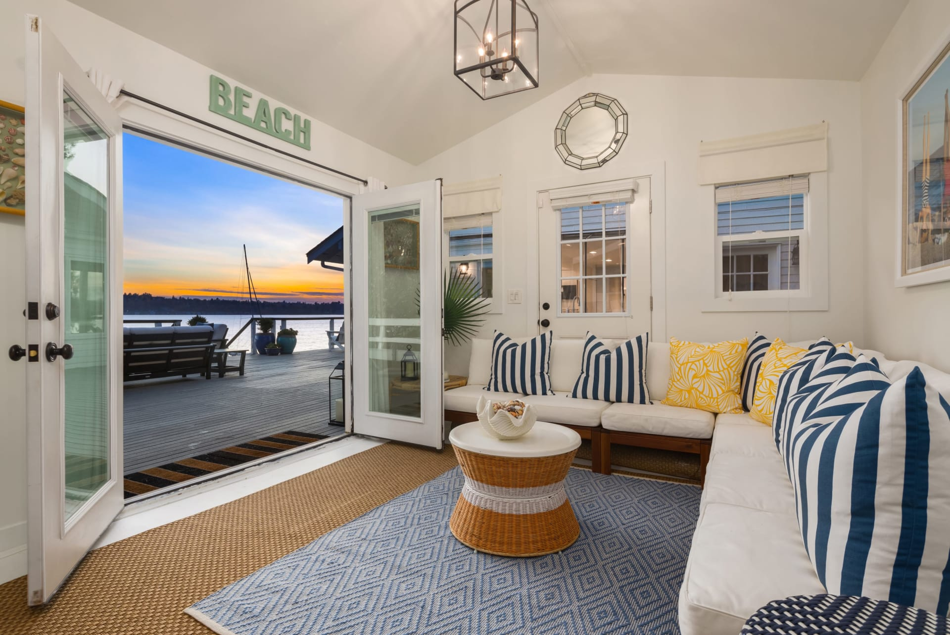 The Waterfront Beach House photo