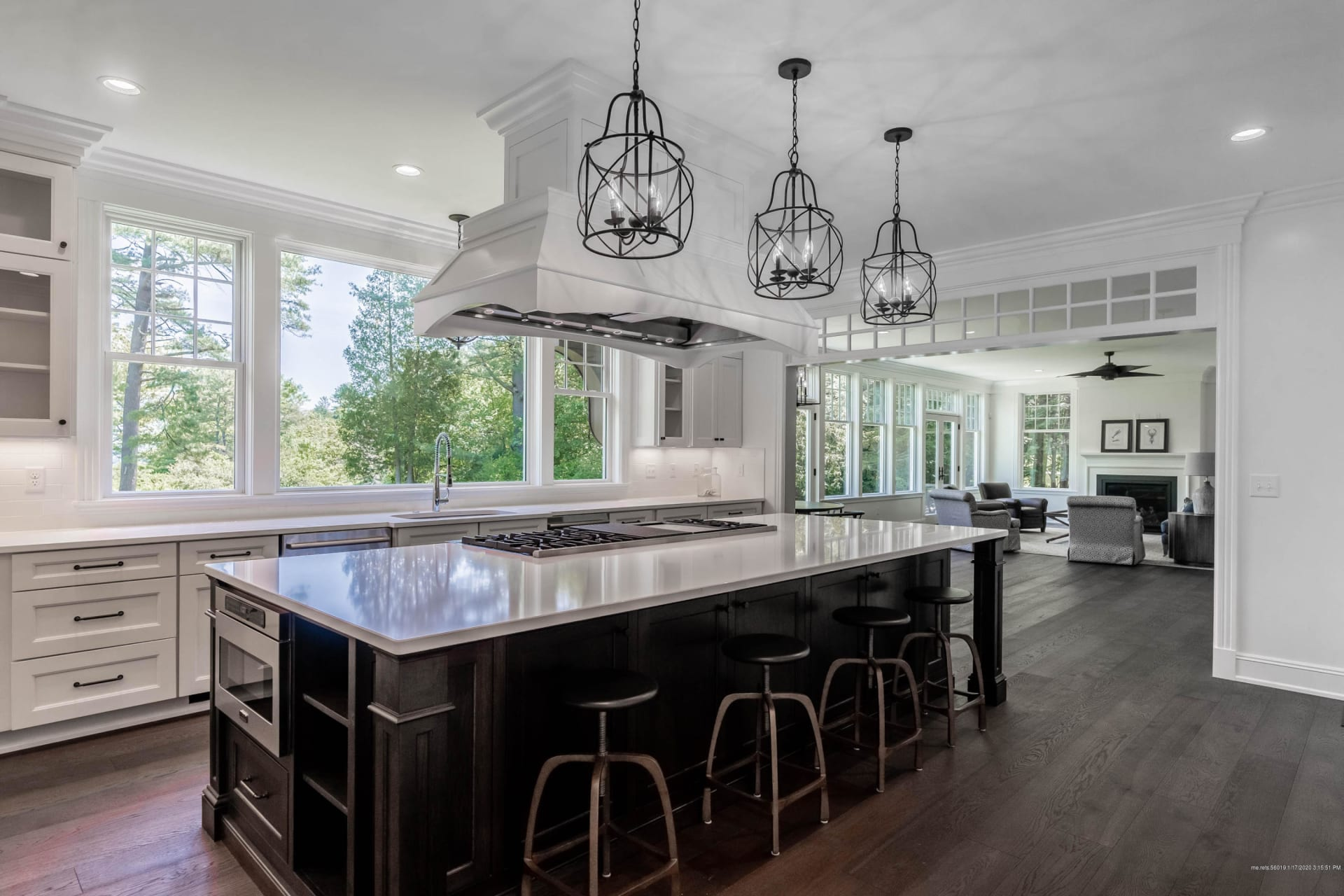 Elegant New Construction in Seaside Falmouth Neighborhood