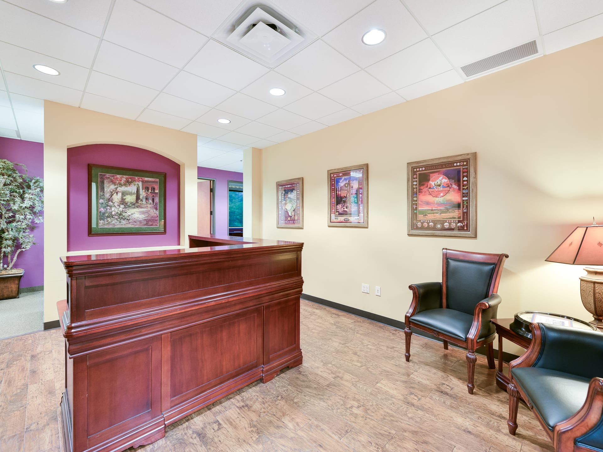 Lakeway Office Space with Covered Parking photo