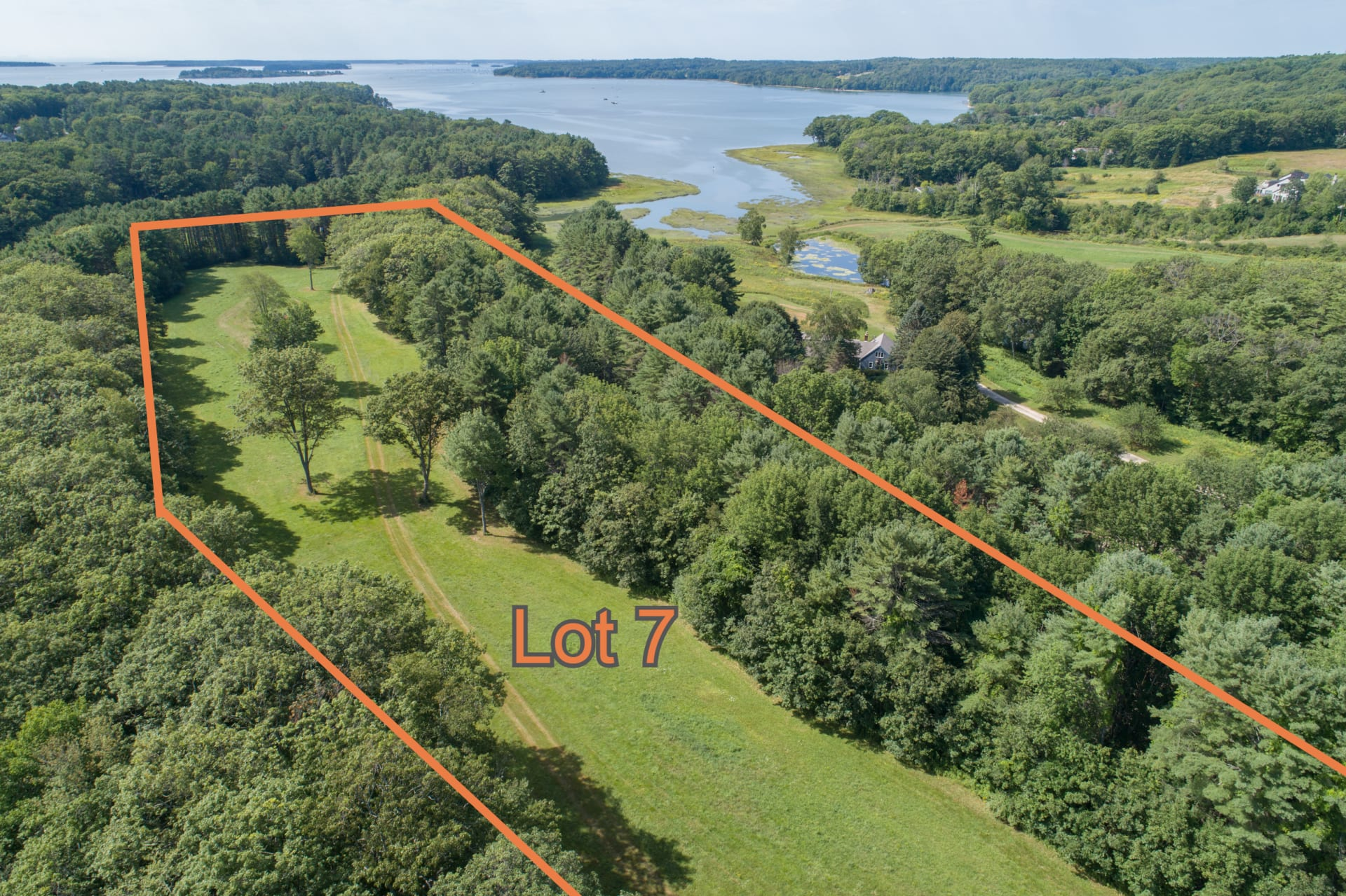 Estate Lot in Yarmouth's Premier New Subdivision