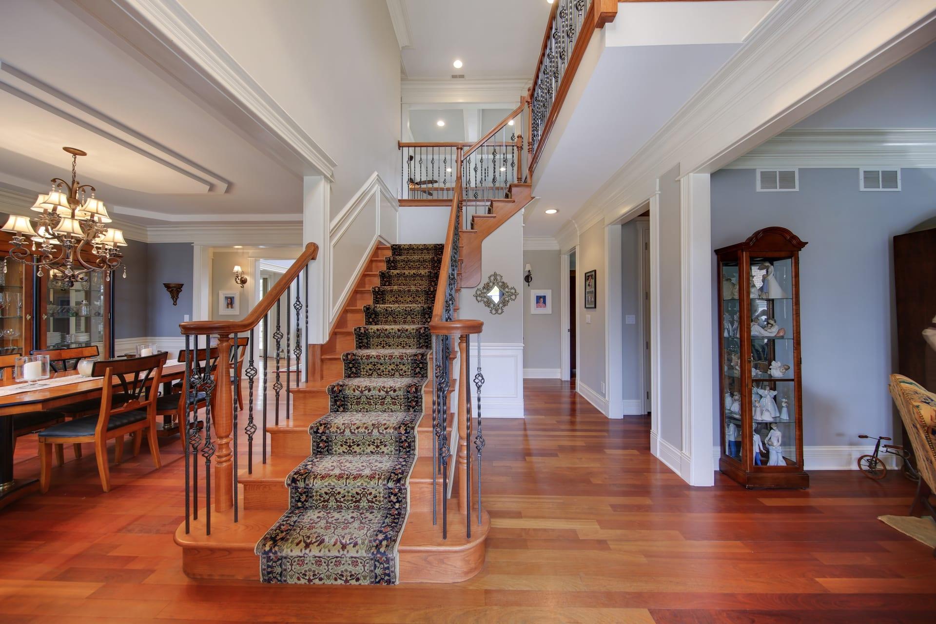Traditionally stylish estate