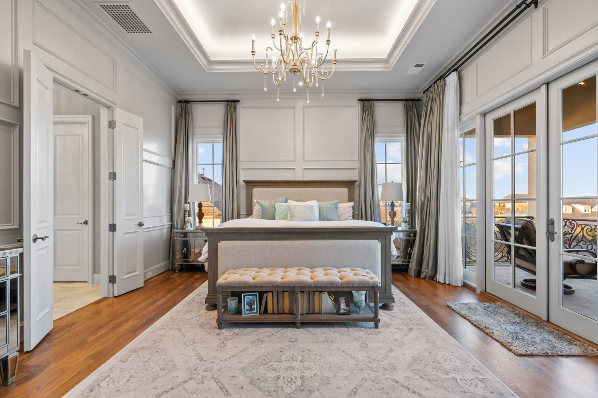 French Inspired Perfection in Riverhills photo