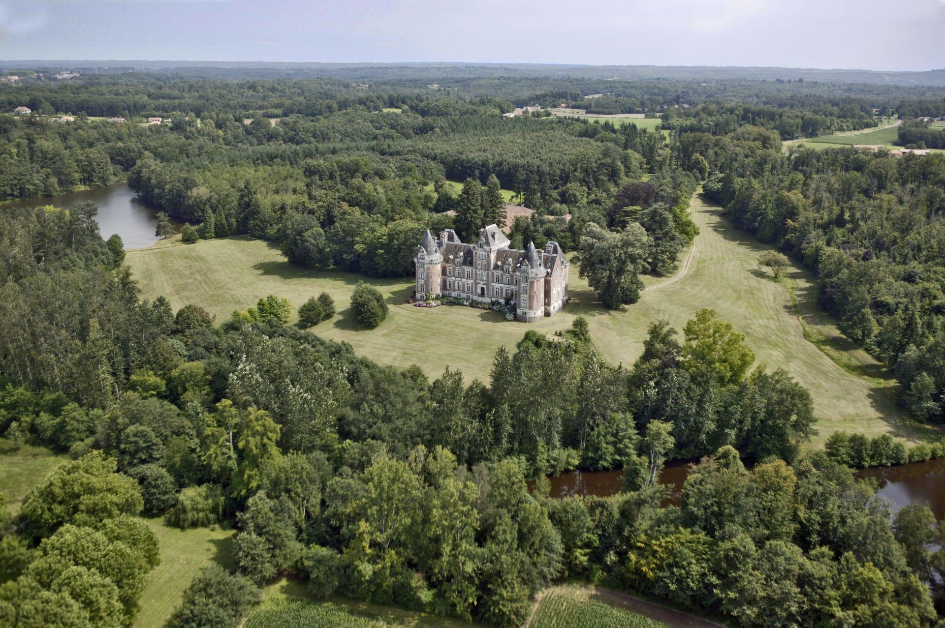 Chateau de Puycharnaud