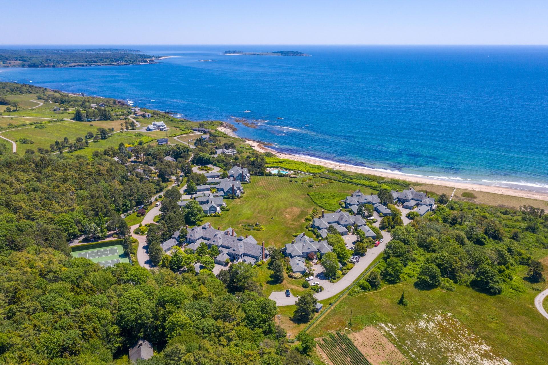 Coastal Contemporary Waterfront Condo