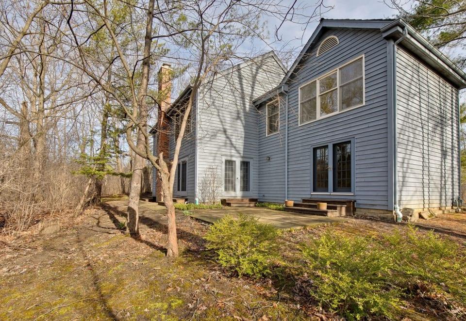 Classic Lake Bluff Tangley Oaks Home