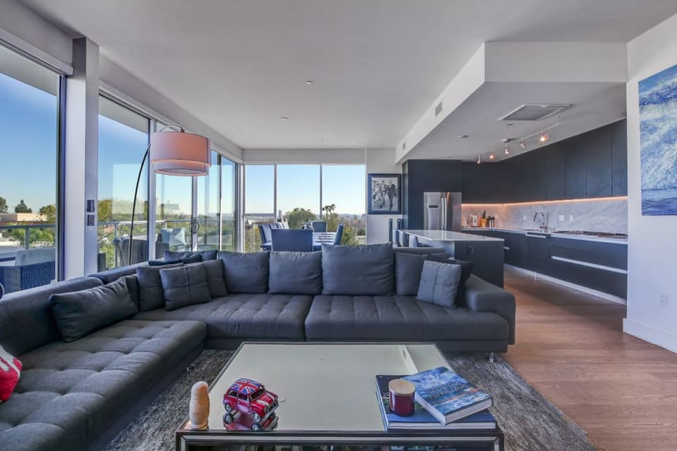 New Price | 1345 Havenhurst Drive | Penthouse #10 preview