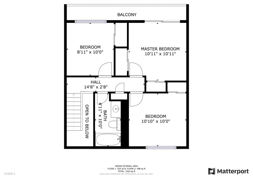 Fantastic Updated End Unit Townhome preview