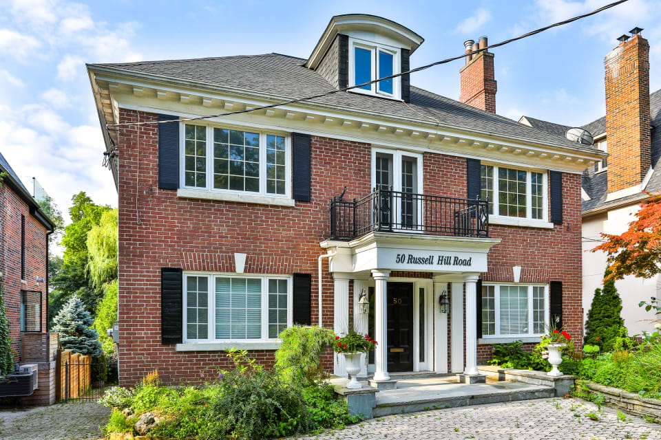 Sold: Outstanding Forest Hill Ravine Lot