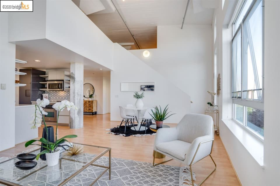 Chic and Spacious Loft preview