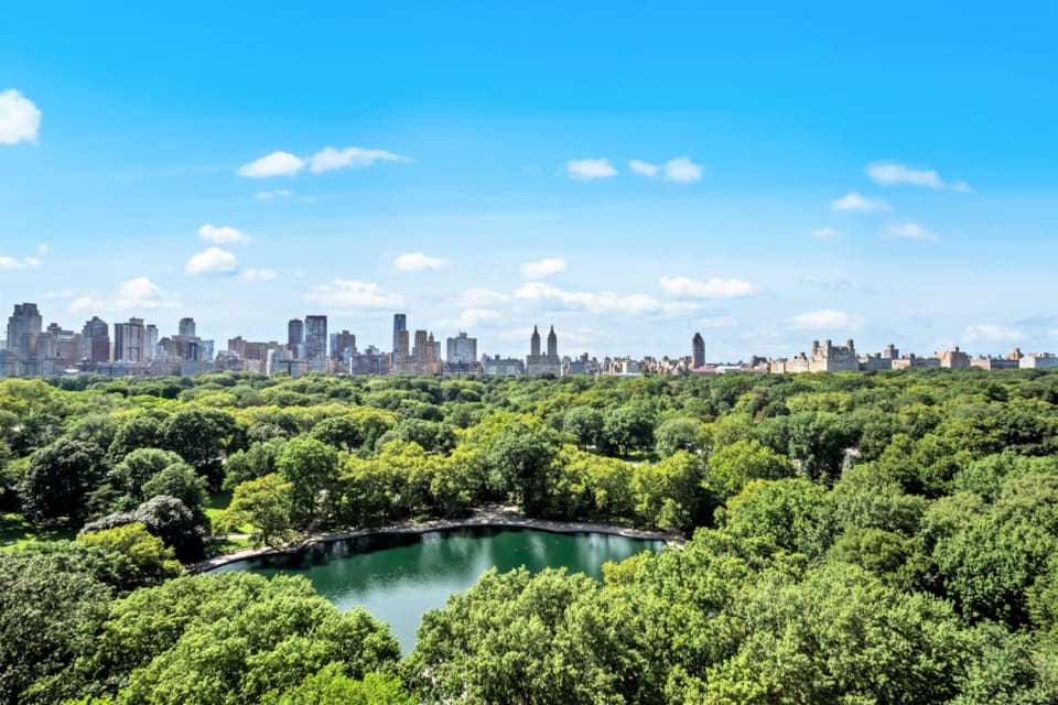 Luxurious Wraparound Terrace on Central Park!