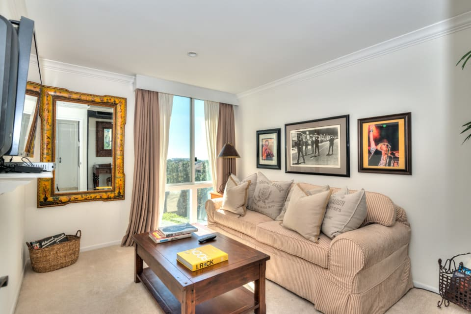 Furnished Century City Lease
