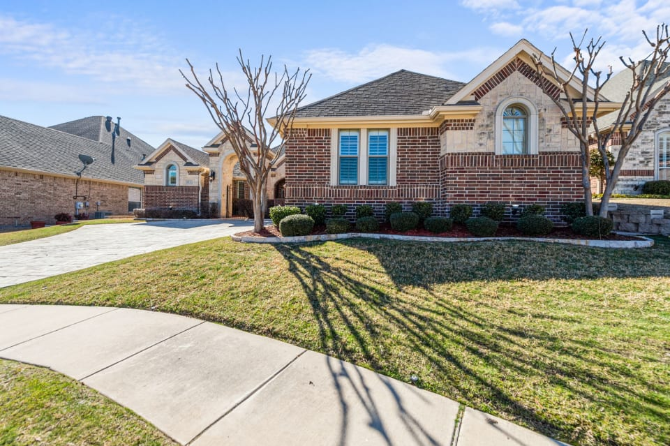 Quiet Street in Gated Community preview