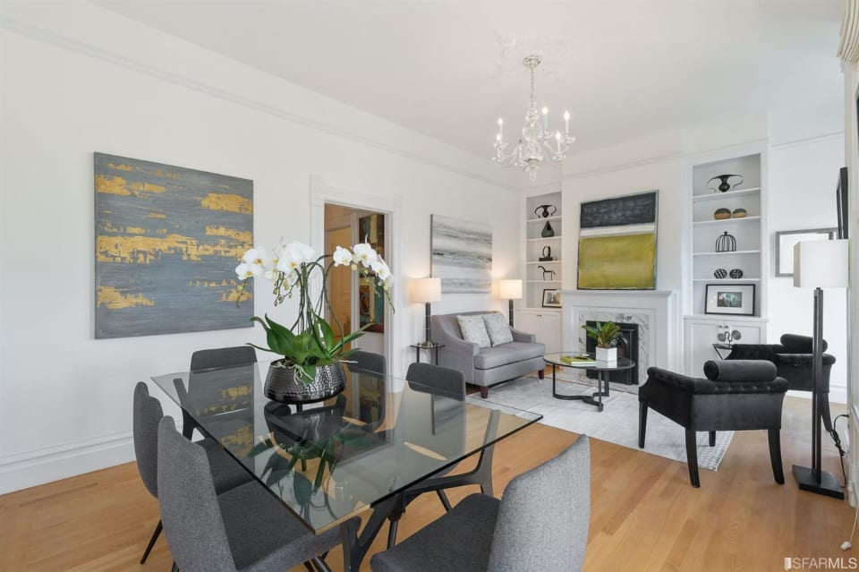 Two Level House-Like Condominium in Pacific Heights preview